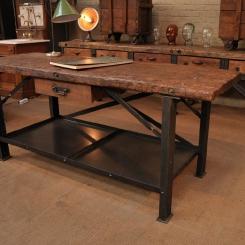 Кованые столы LOFT_16