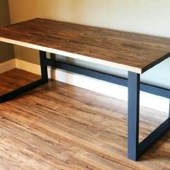 Кованые столы LOFT_17