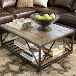 Кованые столы LOFT_22