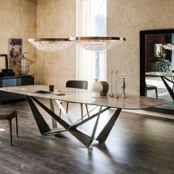 Кованые столы LOFT_26