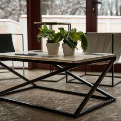 Кованые столы LOFT_27