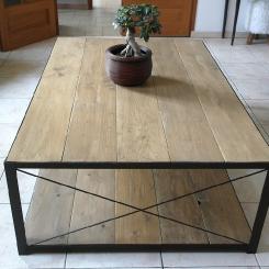 Кованые столы LOFT_28