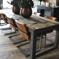 Кованые столы LOFT_32