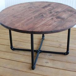 Кованые столы LOFT_5