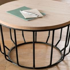 Кованые столы LOFT_6