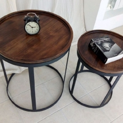 Кованые столы LOFT_7
