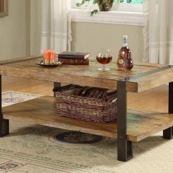 Кованые столы LOFT_9