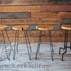 Кованые стулья, табуреты, барные стулья LOFT_50