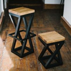 Барный стул, табурет LOFT_7