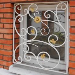 Кованые решетки на окна КР_137