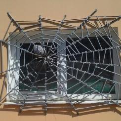 Кованые решетки на окна КР_141