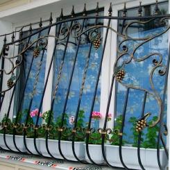 Кованые решетки на окна КР_50