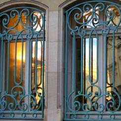 Кованые решетки на окна КР_71