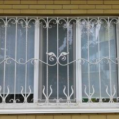 Кованые решетки на окна КР_90
