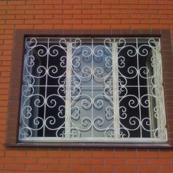 Кованые решетки на окна КР_97