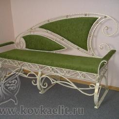 Кованые банкетки КБ_14